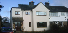 Solid Wall External Wall Insulation